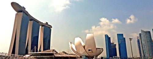 マリーナベイ シンガポール