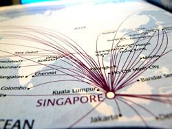 シンガポールハブ